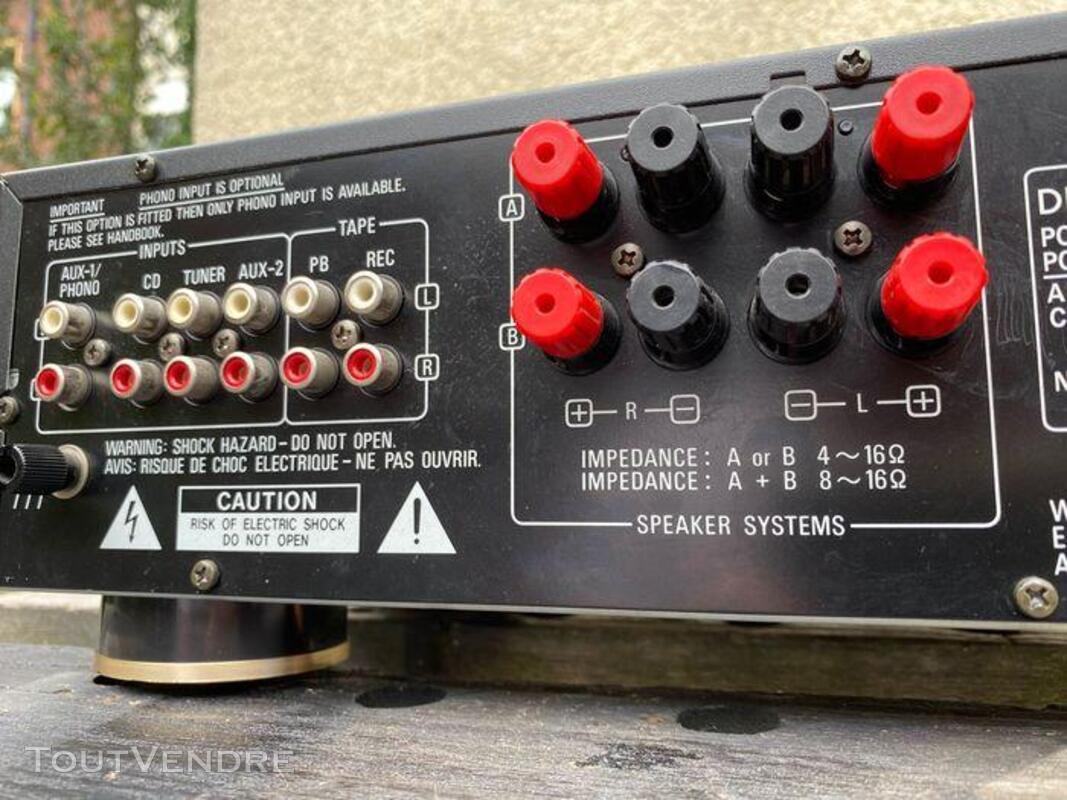 Eléments Hi-Fi vintage haut de gamme 697827332