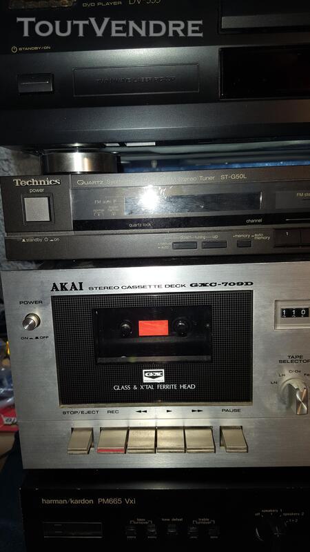 Eléments Hi-Fi vintage haut de gamme 697827341