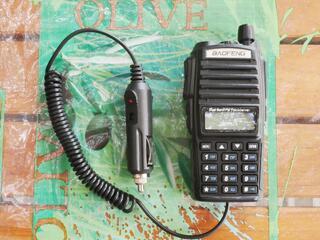 Eliminateur de batterie Talkie-walkie Baofeng UV-82