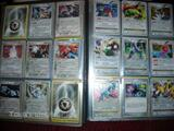 ENORME COLLECTION PLUS DE 1600 CARTES POKEMONS