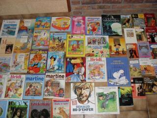 Enorme lot 40 livres romans enfant adulte FDPCOMPRIS