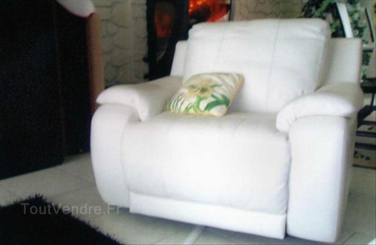 Ensemble canapé + fauteuil Chateau d'Ax 56287144