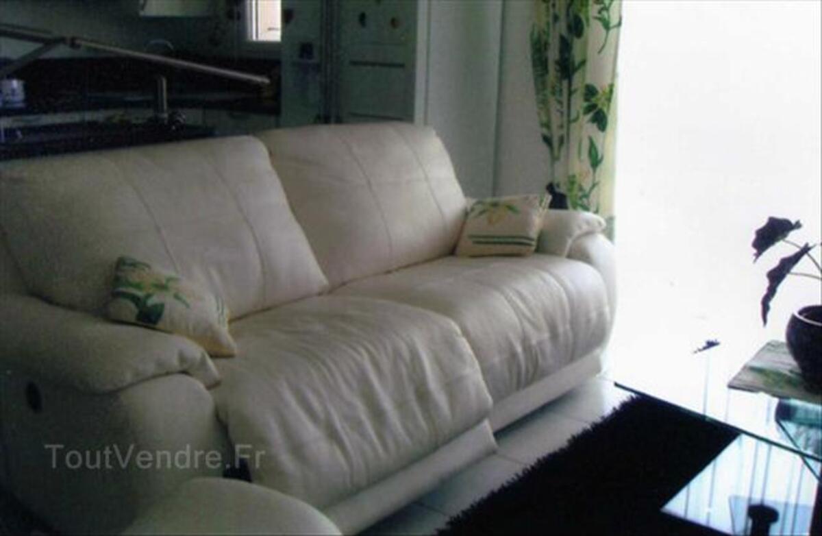 Ensemble canapé + fauteuil Chateau d'Ax 56287145