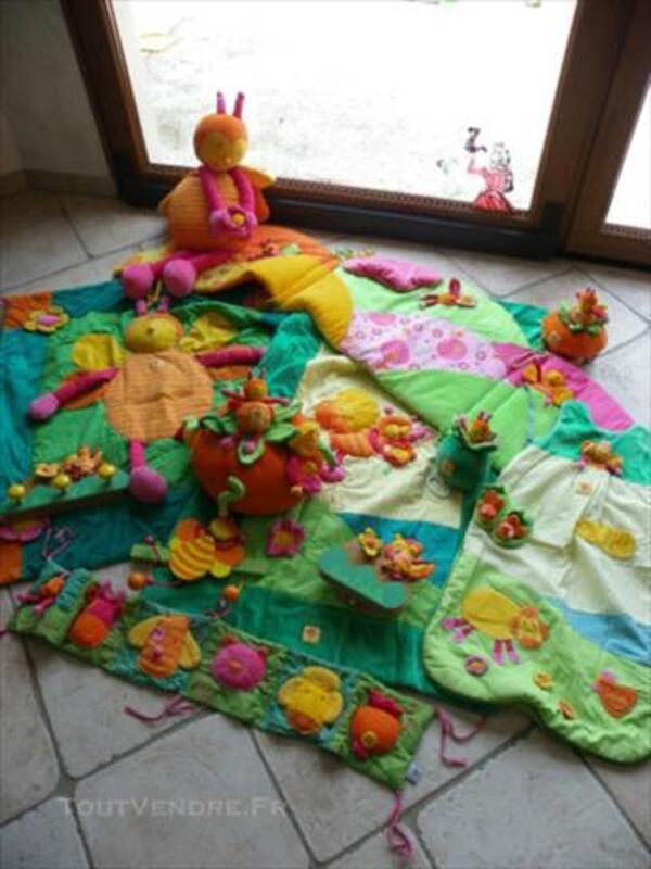 Ensemble décoration bébé moulin roty thème louna 85980158