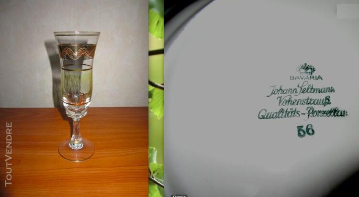 Ensemble dessert en porcelaine pour jeune fille 292008589