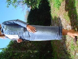 Ensemble en jeans mc lem