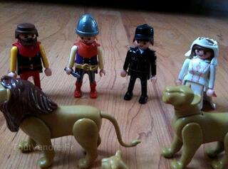 Ensemble Playmobil