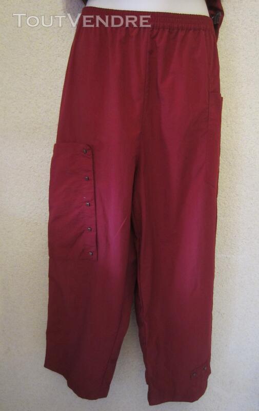 Ensemble top + pantalon T 36 136423999
