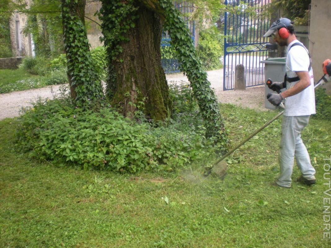 Entretien d'espaces verts 495853745