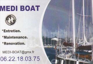 Entretien et réparation de bateau de plaisance