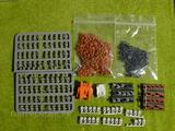 Epic warhammer 40000, lot Spaces marines