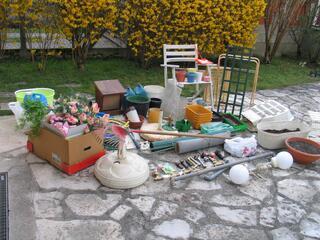 Equipements de jardinage