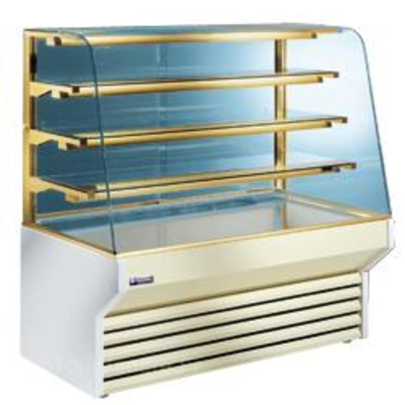 ES10   Comptoir vitrine réfrigérée 5273503