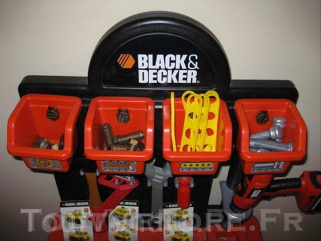 Etabli Black et Decker enfant 43937606