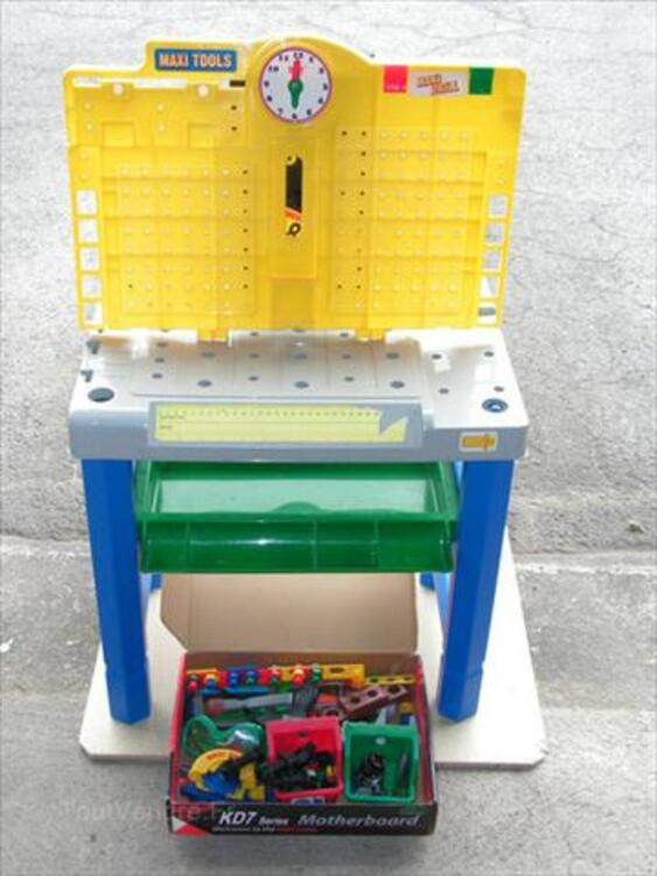 Etabli pour enfants dès 3 ans « Maxi Tools » 64642981