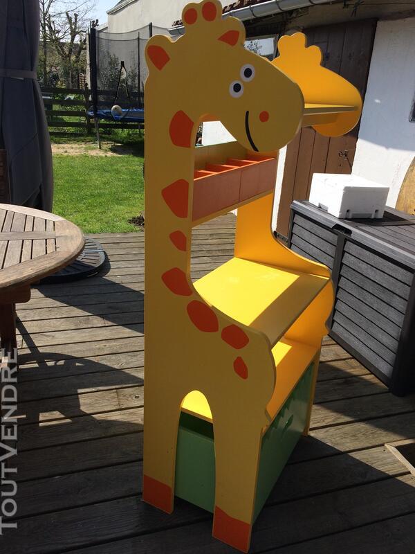 Étagère / Bac à jouets Girafe 202661701