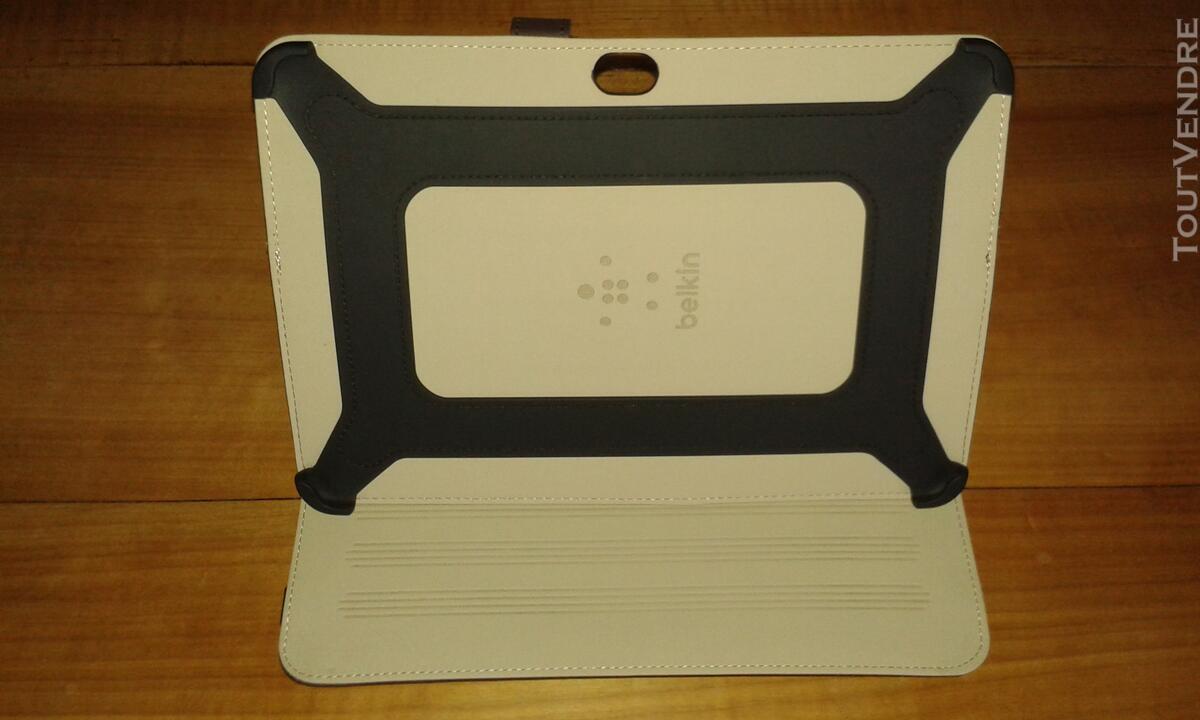 Étui housse en cuir tablette Samsung Galaxy Tab 2