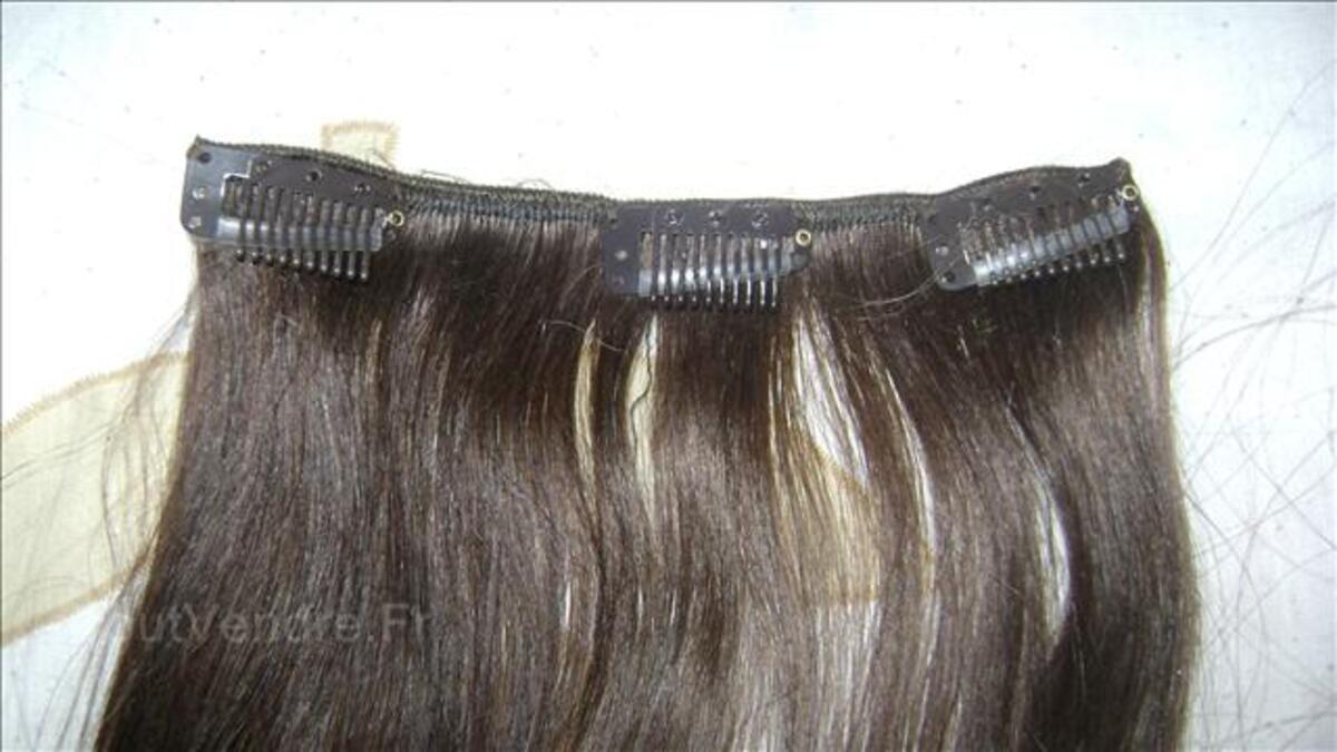 Extension de cheveux naturel 8249592