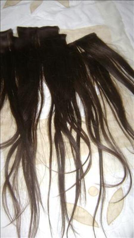 Extension de cheveux naturel 8249625