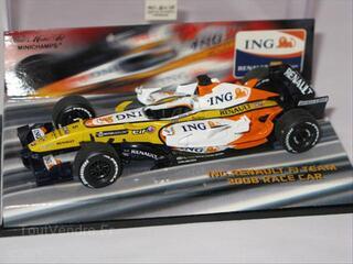 F1 1/43 Renault F1 team R28 ING Alonso Formule 1