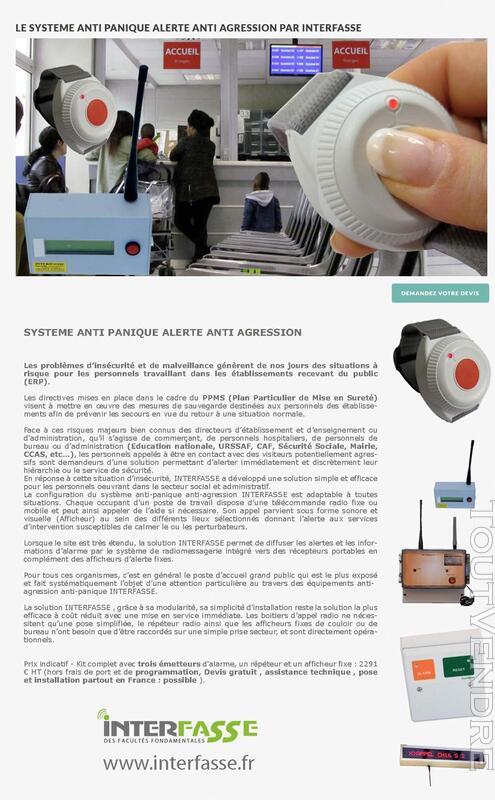 Fabricant intégrateur systeme de communication hospitaliere 198264093