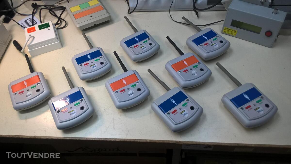 Fabricant intégrateur systeme de communication hospitaliere 198264111