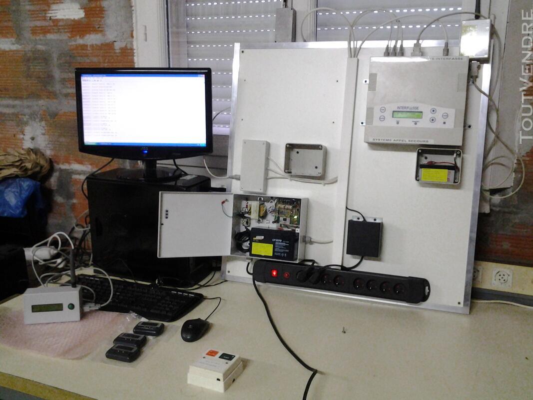Fabricant intégrateur systeme de communication hospitaliere 198264123