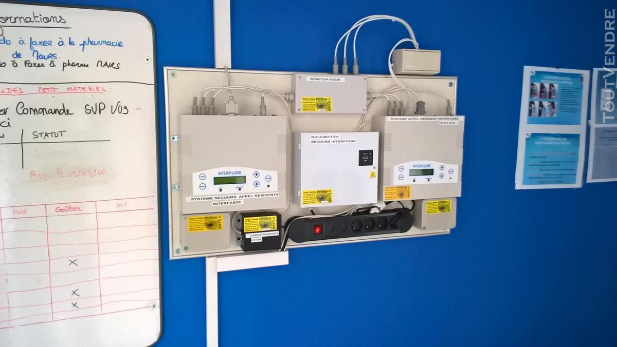 Fabricant intégrateur systeme de communication hospitaliere 198264132
