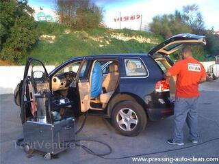 Faite nettoyer & désinfecter l'intérieur de votre véhicule