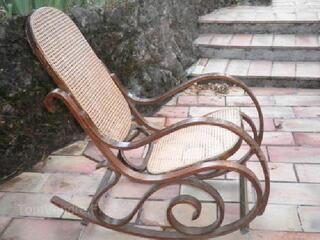 Fauteuil à Bascule / Rocking chair