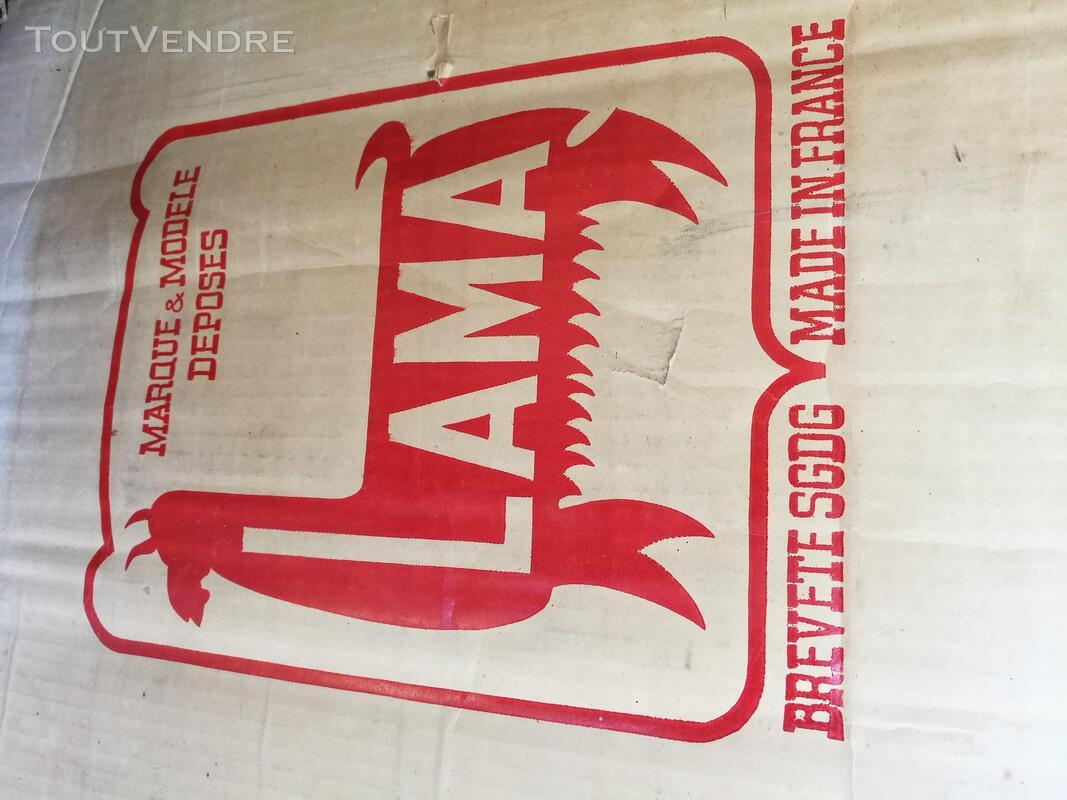 Fauteuil de Relaxation Lama Pliant Vintage 60's suxn 285942212