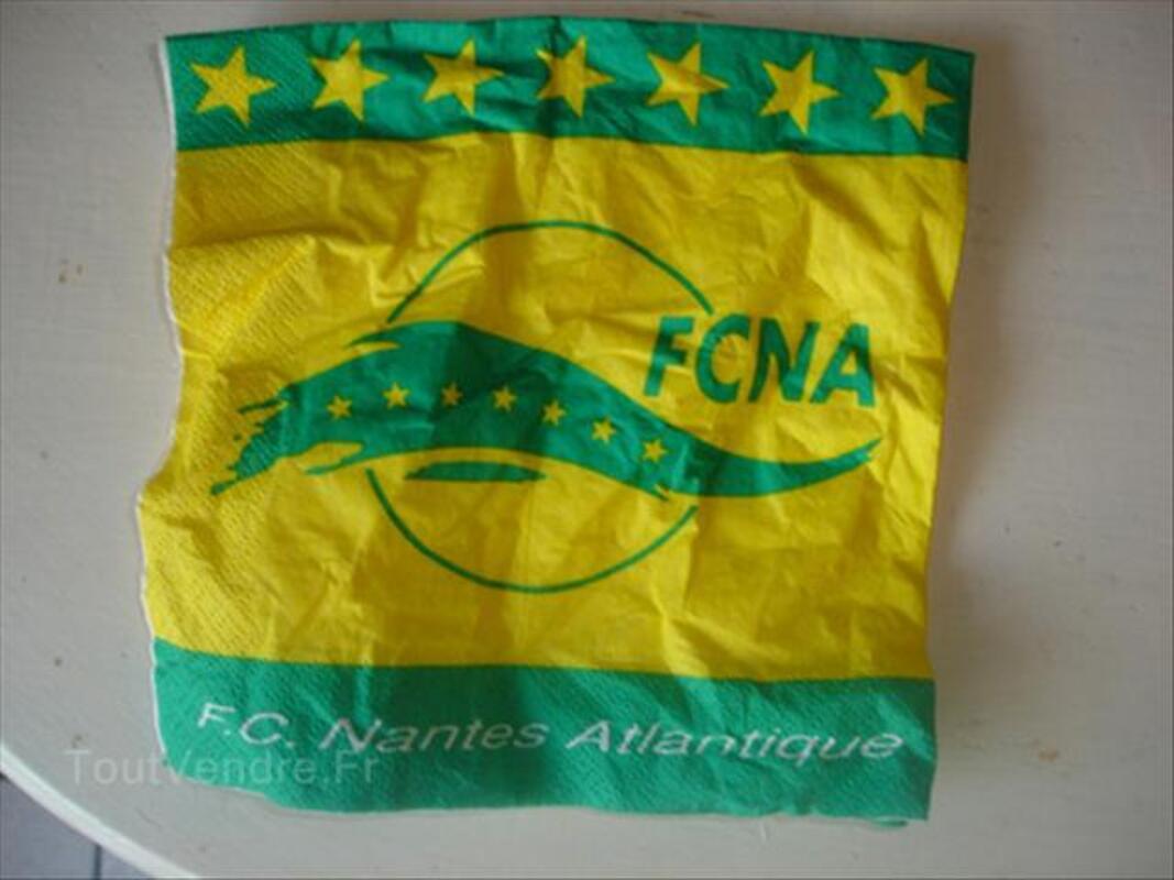 FCNA pins ecusson echarpe serviette 66101374