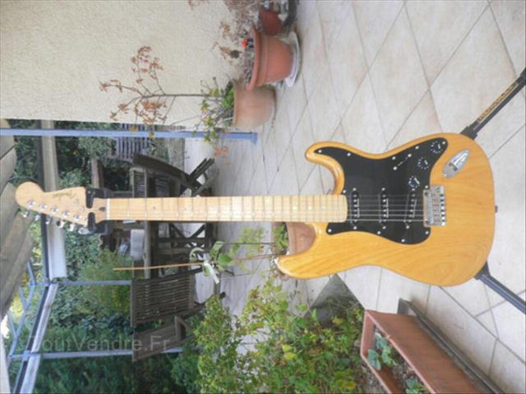 FENDER Stratocaster Lite Ash Natural état neuf 54594089
