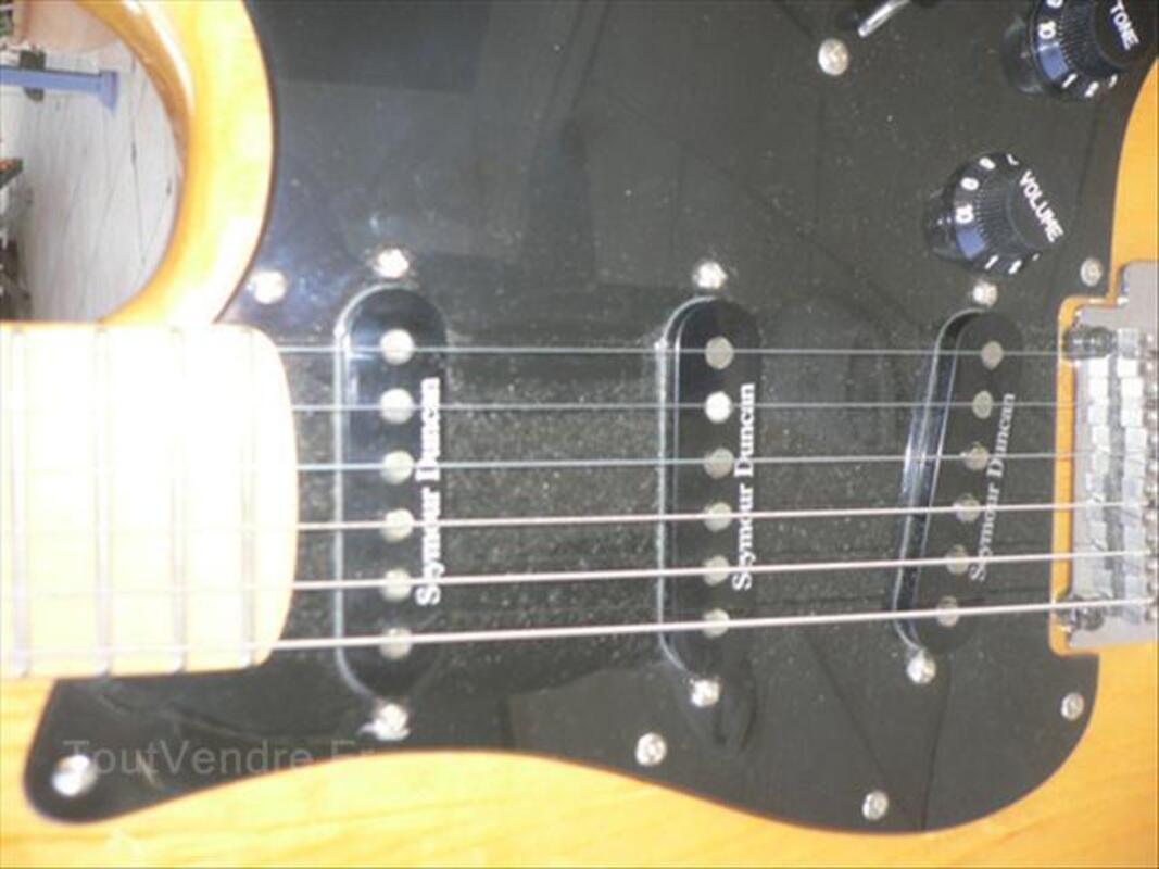 FENDER Stratocaster Lite Ash Natural état neuf 54594090
