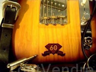 Fender TELECASTER US Esquire 60th Anniversary