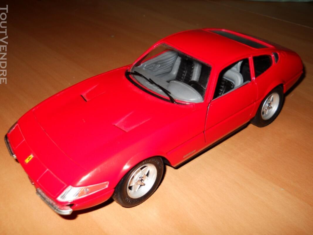 Ferrari 365 GTB4 Daytona serie 2 Techno Giodi 1/18 125749213