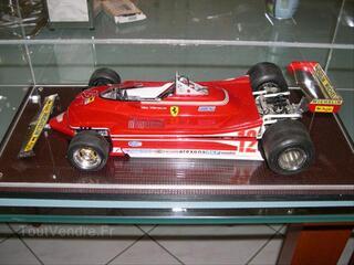 Ferrari F1 312T4 312 T4 protar 1/12  GIlles Villeneuve