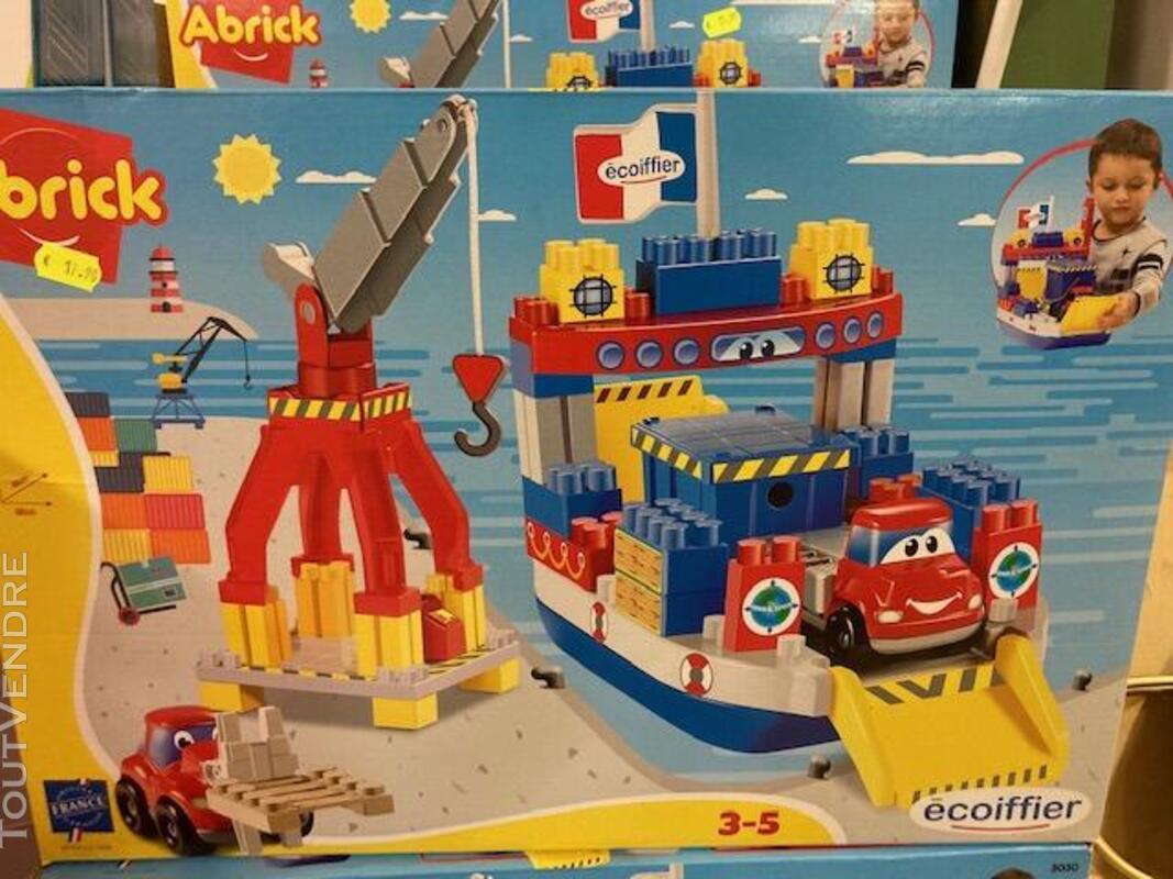 Ferry Boat, 3030 3C51VH Abrick Ecoiffier 717910787