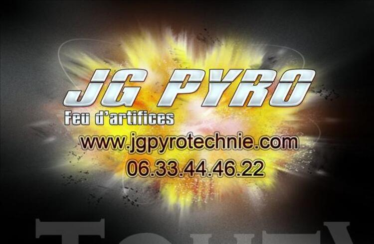 Feu d'artifices JG Pyrotechnie 74101232