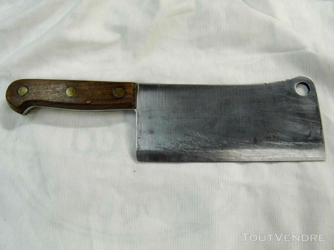 Feuille à decouper couteau boucherie LOUBINOX 175168991