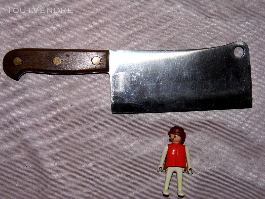 Feuille à decouper couteau boucherie LOUBINOX 175169198