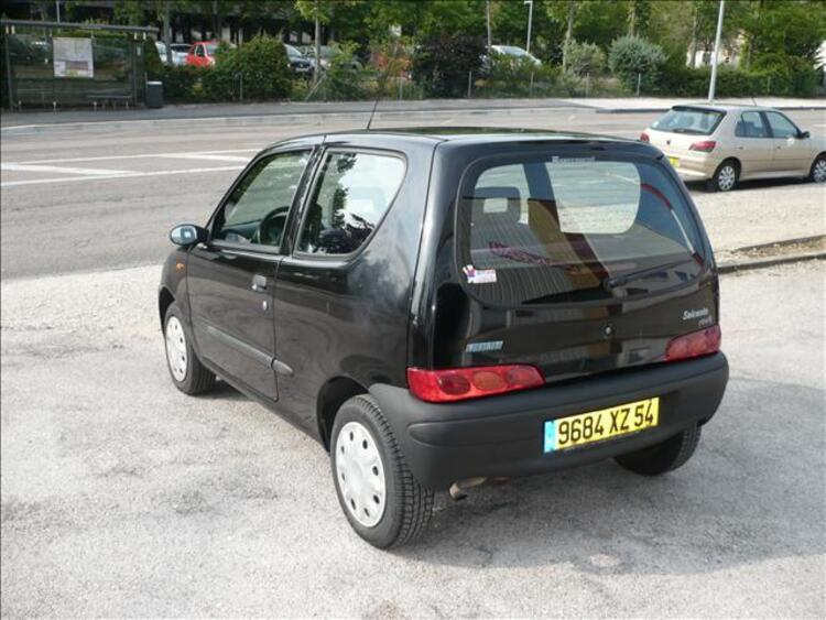 FIAT SEICENTO YOUNG 42629679