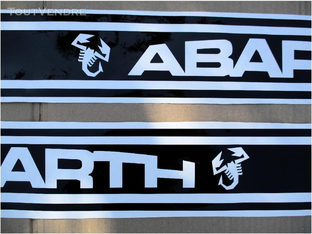 FIAT500 ABARTH ACCESSOIRE 753679617