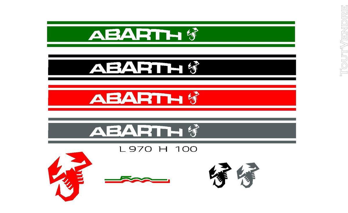 FIAT500 ABARTH ACCESSOIRE 753679620