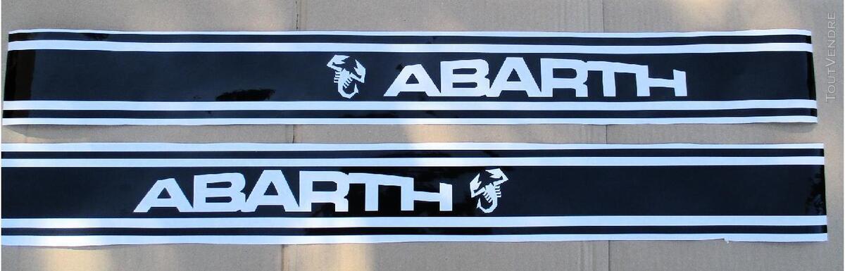 FIAT500 ABARTH ACCESSOIRE 753679623
