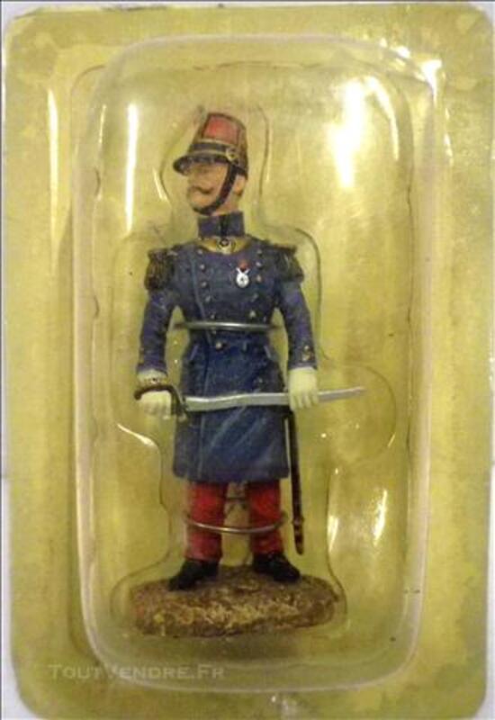 Figurine: CAPITAINE DE L'ANCIENNE LEGION (1835)- ADC 74609795