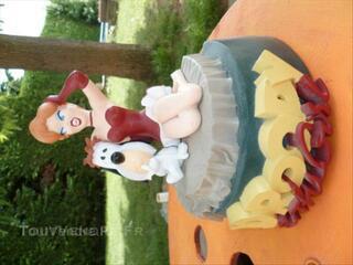Figurine droopy démons et merveilles