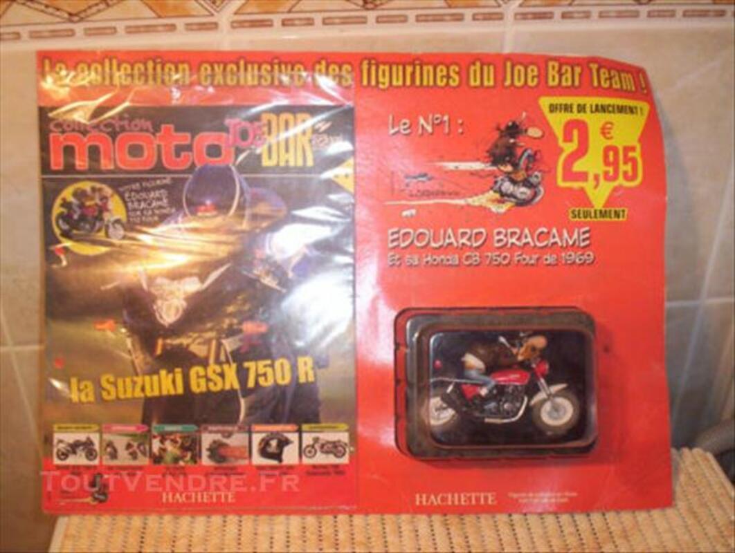 Figurine Joe Bar moto Edouard bracame honda CB 750 76704965