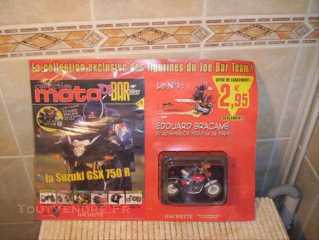 Figurine Joe Bar moto Edouard bracame honda CB 750 76704966