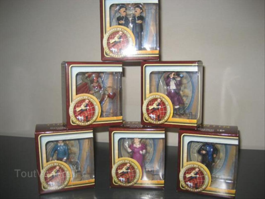 Figurines carrefour market tintin 54554095